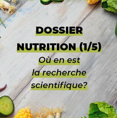 actualité de la recherche en nutrition Chantal Julia