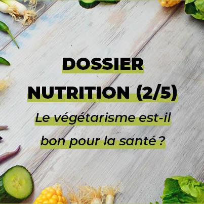 recherche nutrition végétarisme